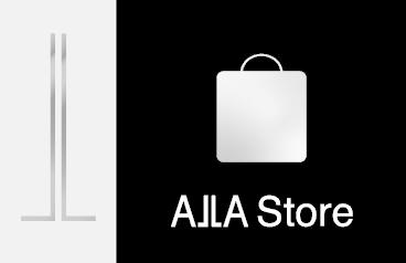 Logotipo AllA Store
