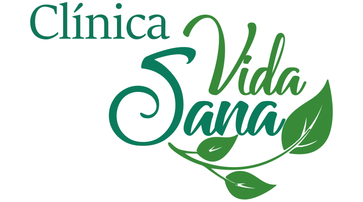 Logotipo Clínica Vida Sana